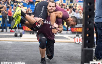 Lee Duance: The Former Royal Marine Turned CrossFit Muscle Up Machine